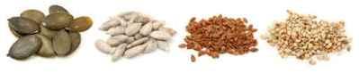 Dieta mózgu - zadbaj o duże ilości ziaren i pestek