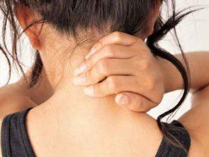 napięcie mięśni sygnalizuje stres