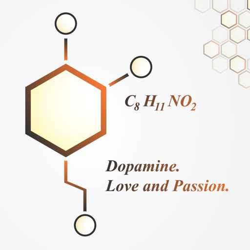 Molekuła dopaminy - furtki do koncentracji