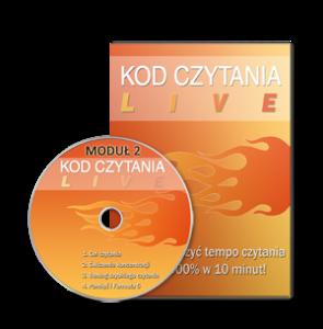 Kod Czytania Live